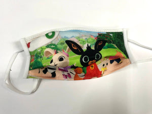 Face Masks for Children (Made in Italy) - Animals