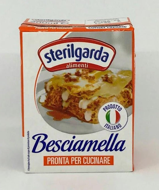 Sterilgarda - Besciamella 200ml - Made in Italy