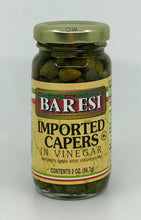Load image into Gallery viewer, Baresi - Imported Capers In Vinegar - 56.7g (2 oz)