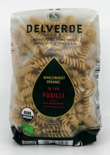 Load image into Gallery viewer, Delverde -Fusilli Whole Wheat - Organic - 453g (16 oz)