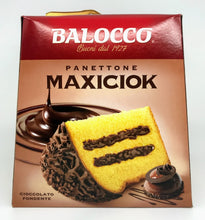 Load image into Gallery viewer, Balocco -  Panettone Maxiciok - 1000g (28.2 oz)