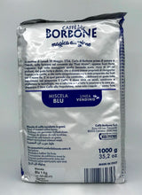 Load image into Gallery viewer, Caffe Borbone - Blu - Espresso Whole beans - 2.2lb Bag