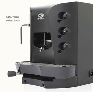 Grimac Opale Pod Espresso Machine with Steam Wand (Black)