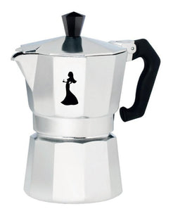 Sophia - Stove Top Espresso Coffee Maker - ( 1 Cup)