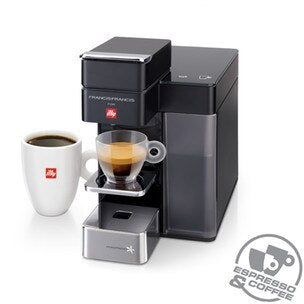 Francis Francis - Y5 Duo Espresso & Coffee Machine