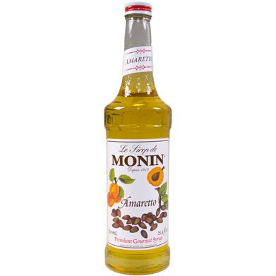 Monin - Amaretto Syrup - 25.4 oz