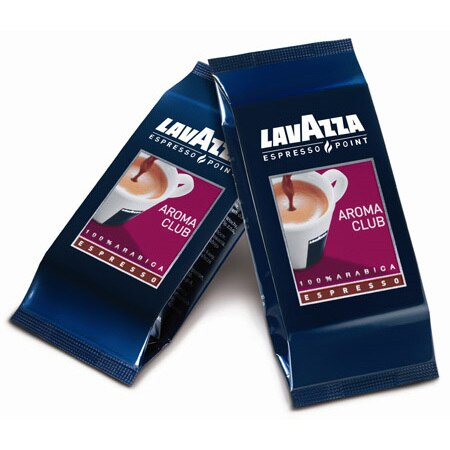Lavazza Aroma Club Espresso Point - 100 Capsules (470)