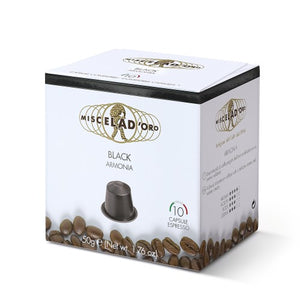Miscela d'Oro Espresso Cremoso Capsules - 10/Bag - Compatible with Nespresso® Machines