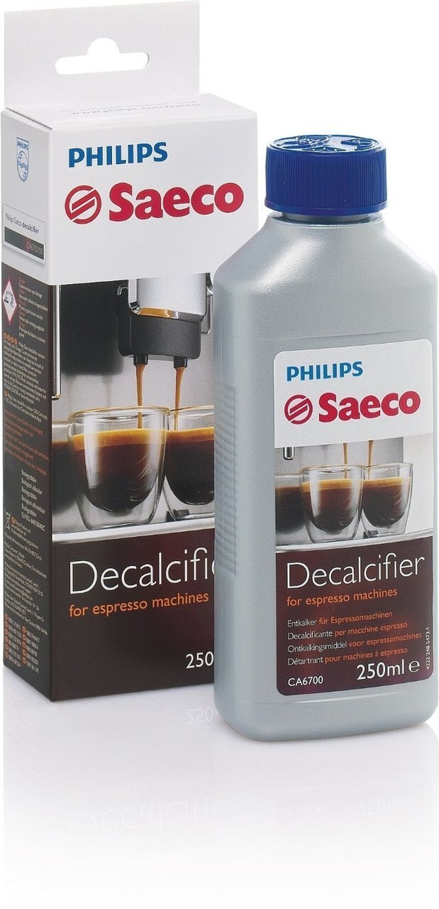 Philips Saeco Liquid Descaler for all Espresso Machines CA6700/47 - CA6700/48 - RI9111/12