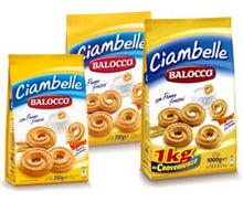 Load image into Gallery viewer, Balocco Ciambelle - 350g