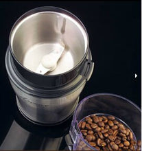 Load image into Gallery viewer, Capresso Cool Grind Stainless Steel Coffee Grinder