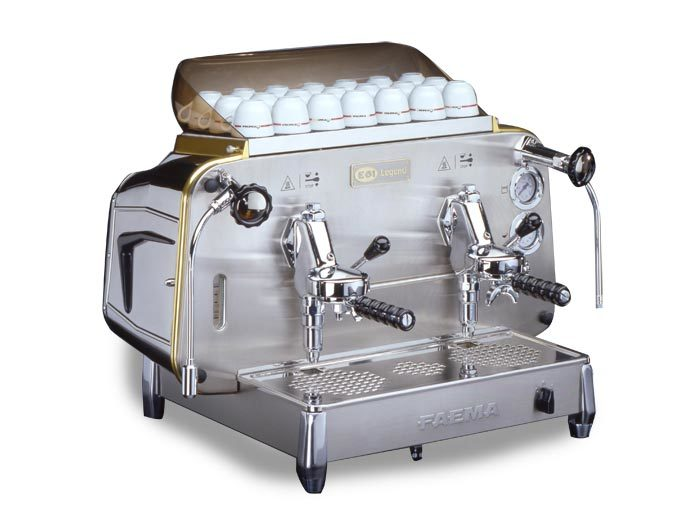 Faema - E61 - Commercial Espresso Machine