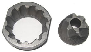 Grinder Burrs, Conical for Saeco & Gaggia - 226473500 - 226477700 - 996530029717 - 996530029672