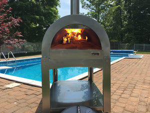 ilFornino® Basic Wood Fired Pizza Oven