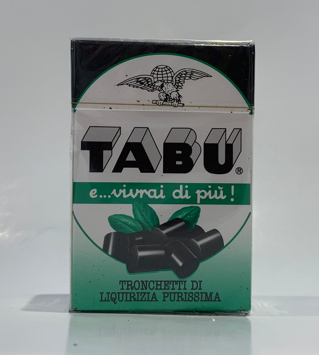 Tabu - Liquirizia (in a box) - 30g (1.1 oz)
