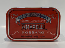 Load image into Gallery viewer, Amarelli - Liquorice Rossano - 40g (1.4 oz)