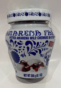 Fabbri - Amarena -  Wild Cherries In Syrup - 8.1 oz