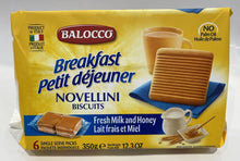 Load image into Gallery viewer, Balocco - Novellini Biscuits - 350g (12.3 oz)
