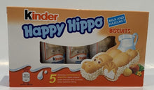 Load image into Gallery viewer, Kinder - Happy Hippo White - Milk and Hazelnut - 200g