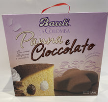 Load image into Gallery viewer, Bauli - Colomba Panna e Cioccolato - 26.4 oz