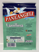 Load image into Gallery viewer, Paneangeli - Vanillina - 6 Packets - 0.10 oz Each