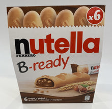Load image into Gallery viewer, Nutella - B-Ready - 4.65 oz (6 Pcs)
