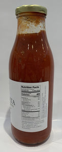 Paolo's - Tomato Sauce - All'arrabiata - 520g (18.34 oz)