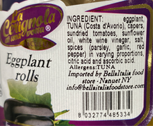 Load image into Gallery viewer, La Cerignola - Eggplant Rolls - 19.40 oz