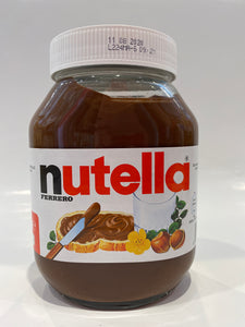 Nutella - Hazelnut Spread (32.62 oz) 925g - MADE IN ITALY