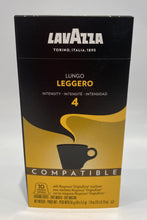 Load image into Gallery viewer, Lavazza - Lungo - Espresso Capsules - 10/Bag (Intensity 4) - Compatible with Nespresso® Machines