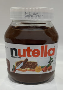 Nutella - Hazelnut Spread 750g (26.45 oz)