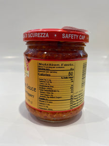 Tuttocalabria - Rose Marina Sauce Little Fish With Hot Peppers - 6.7 oz