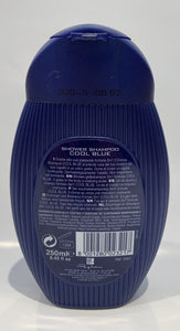 Felce Azzurra - Uomo - Cool Blue Tonificante Shower Shampoo - 250 ml (8.45 oz)