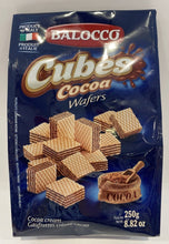 Load image into Gallery viewer, Balocco - Cubes Cocoa Wafers - 8.82 oz