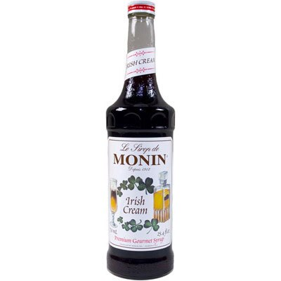 Monin - Irish Cream Syrup - 25.4 oz