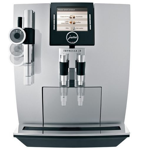 Jura Impressa J9 One Touch TFT Display Coffee Machine