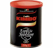 Load image into Gallery viewer, Kimbo - Espresso Napoletano - 8.8oz Ground Espresso Can