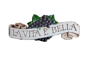 La Vita e Bella (grapes)