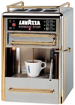 Lavazza Espresso Point Matinee Capsule Machine - MADE IN ITALY