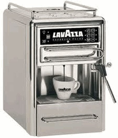 Lavazza - Espresso Point Machine - Silver - MADE IN ITALY