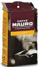 Load image into Gallery viewer, Caffe Mauro Classico Blend Ground for Moka Pot  - 8.8oz Brick