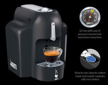 Load image into Gallery viewer, Mini Express Black - Bialetti I Caffe d'Italia Espresso System