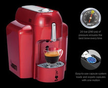 Load image into Gallery viewer, Bialetti - Mini Express - Capsule Machine (Discontinued) (Red)