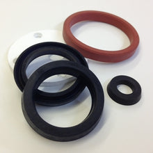 Load image into Gallery viewer, Olympia Cremina Espresso Machine Group Rebuild Seal Kit - 250406 (07.1390.30.40)