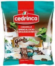 Cedrinca - ChocoMint candies 125g