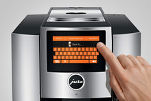 Load image into Gallery viewer, Jura S8 Automatic Coffee Machine (15212) Chrome