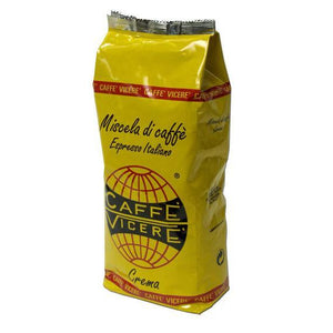 Caffe Vicere - Crema - Espresso Whole Beans - 2.2lb Bag