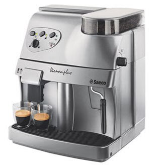 Saeco Vienna Plus Silver Espresso Machine (discontinued)