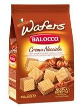 Load image into Gallery viewer, Balocco - Wafers Hazelnut - 8.82 oz