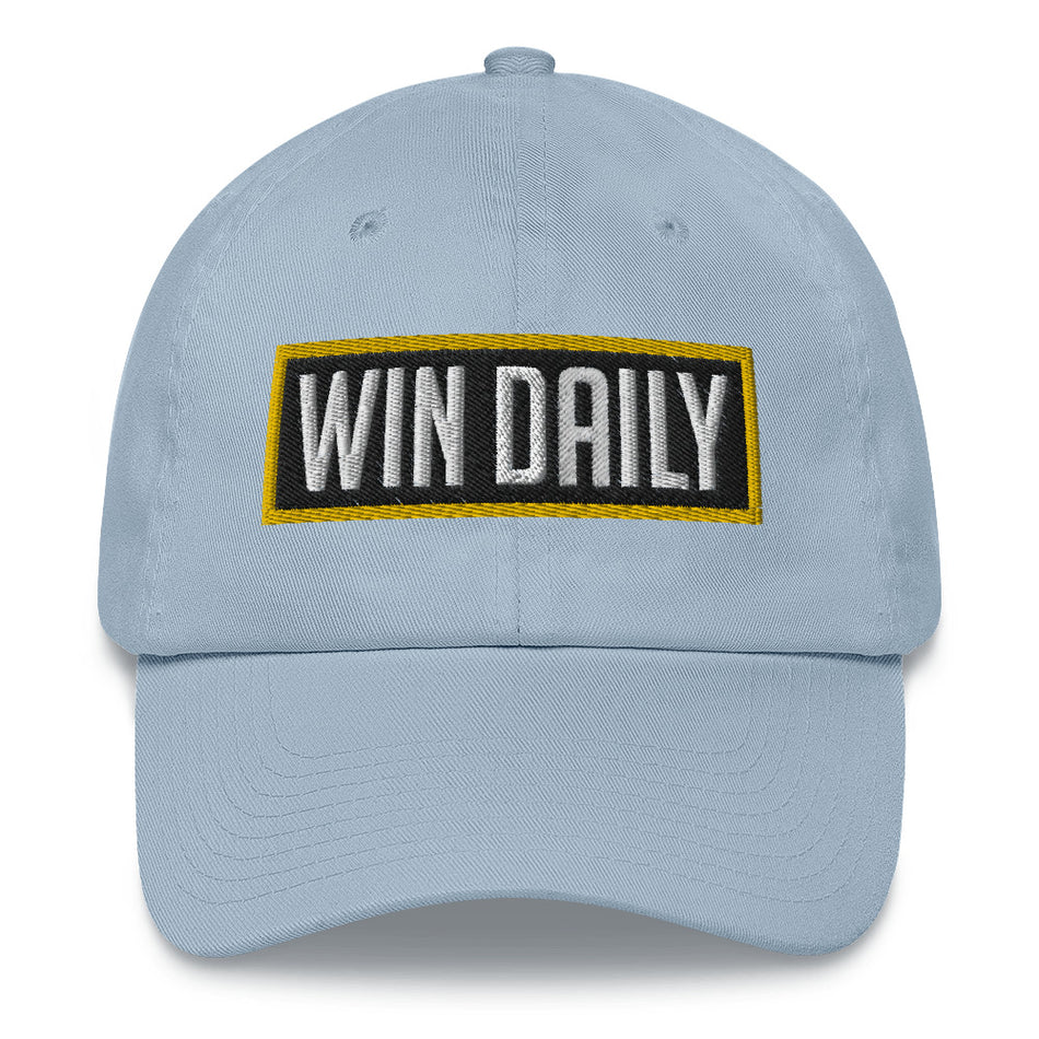 Win Daily Dad Hat